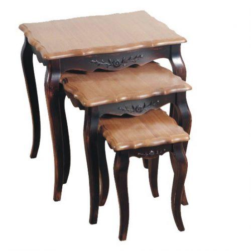 Комплект консольных столиков