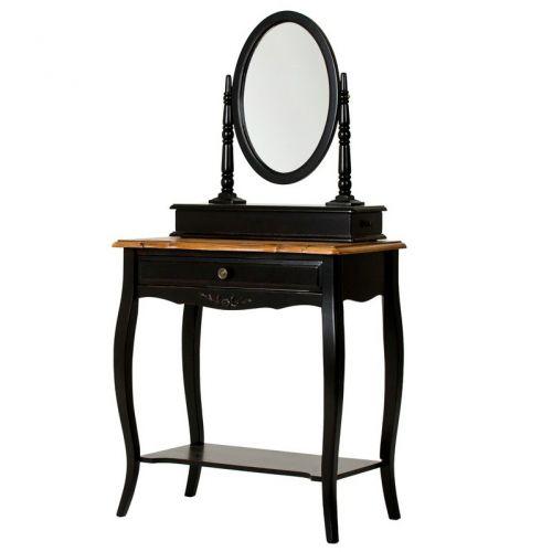 Туалетный столик с  овальным зеркалом ST9121N