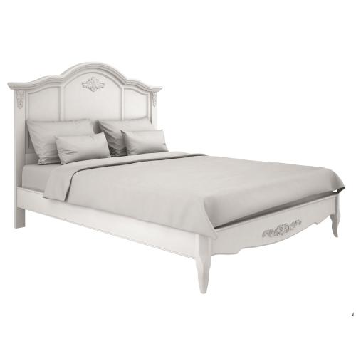 Кровать с жесткой спинкой 120*200 В202