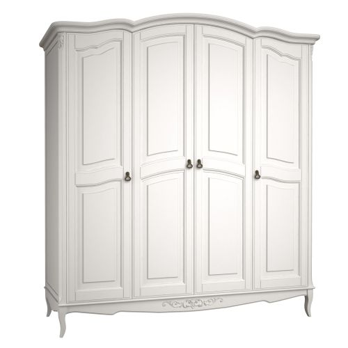 Шкаф 4 двери В804