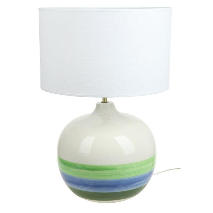 Настольная лампа 2289-129TC/Blanc