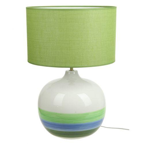 Настольная лампа 2289-129TC/Verde
