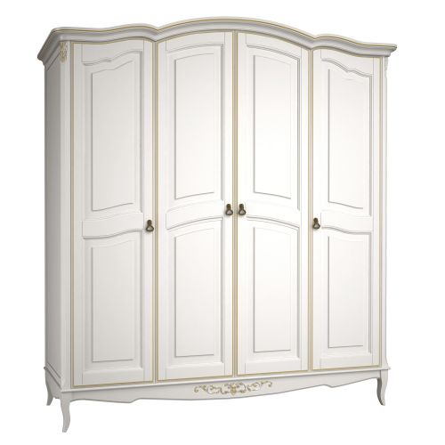 Шкаф 4 двери В804G