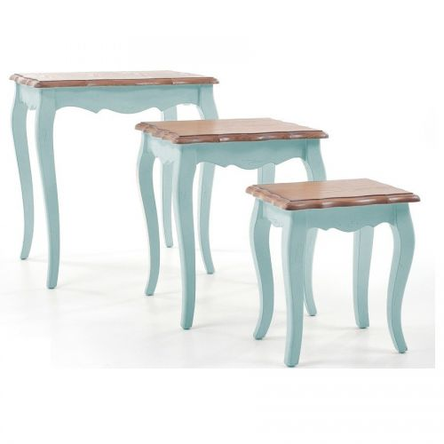 Комплект консольных столиков ST9301AB