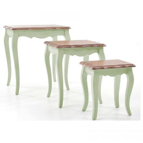 Комплект консольных столиков ST9301G