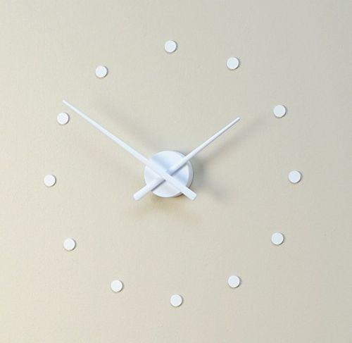 Часы Nomon OJ WHITE, d80см