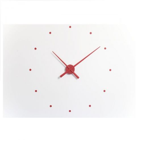 Часы Nomon OJ RED, d80см