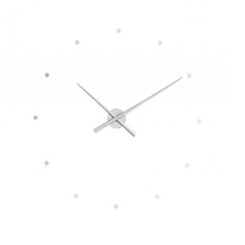 Часы Nomon OJ mini SILVER, d50см