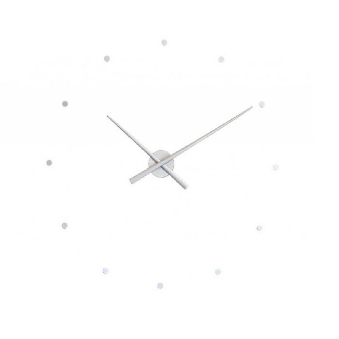 Часы Nomon OJ SILVER, d80см
