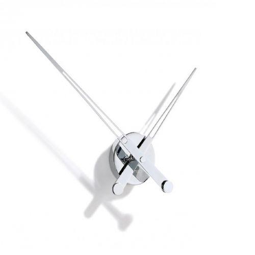 Часы Nomon AXIOMA I, chrome, d60см