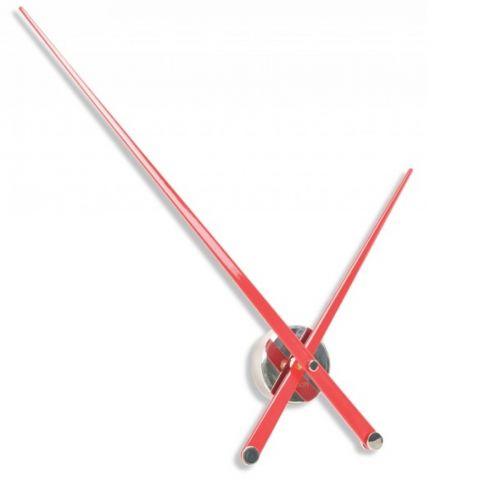 Часы Nomon AXIOMA L, RED, d100 см