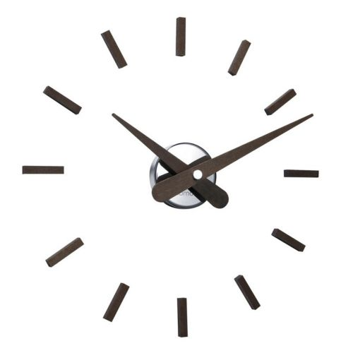 Часы Nomon SUNSET WENGE, d50см