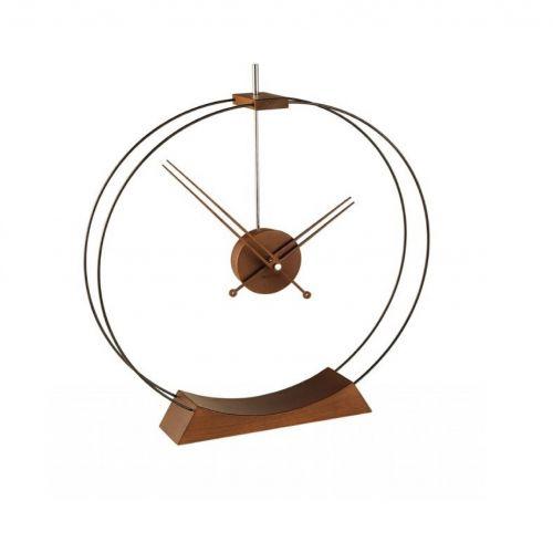 Часы Nomon Aire, walnut, D 50,4 см, H 56,7 см