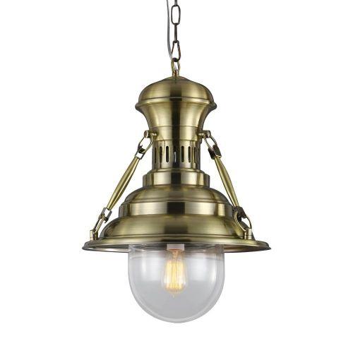 Подвесной светильник KM046P brass