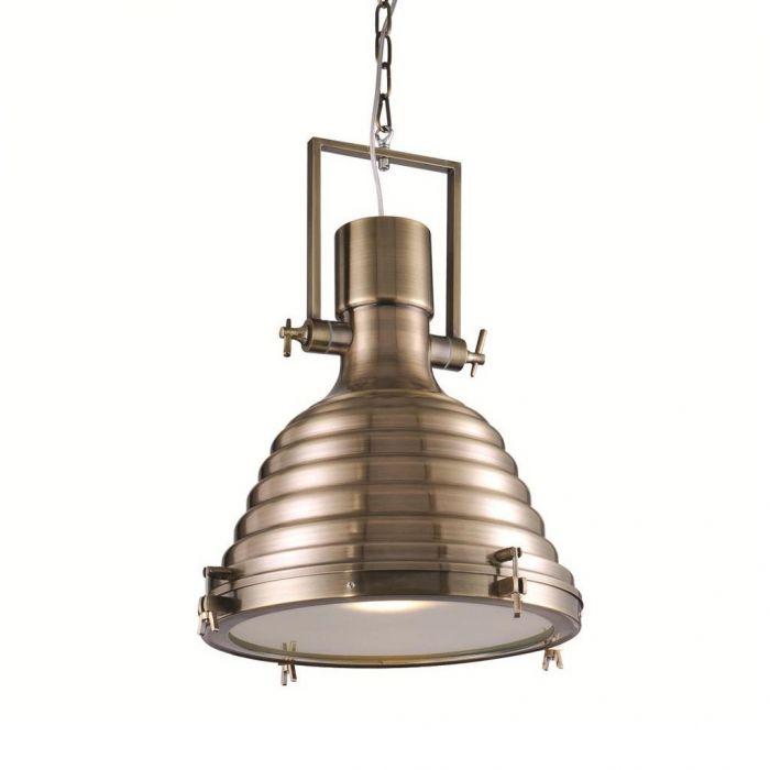 Подвесной светильник KM049P-1M brass