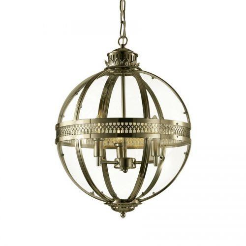Подвесной светильник Residential 3 ant.brass