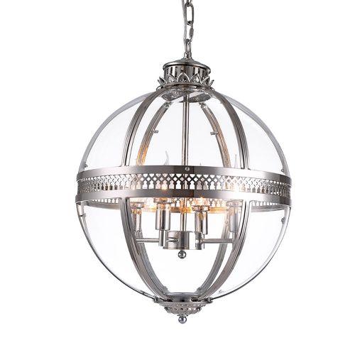 Подвесной светильник Residential 4 nickel
