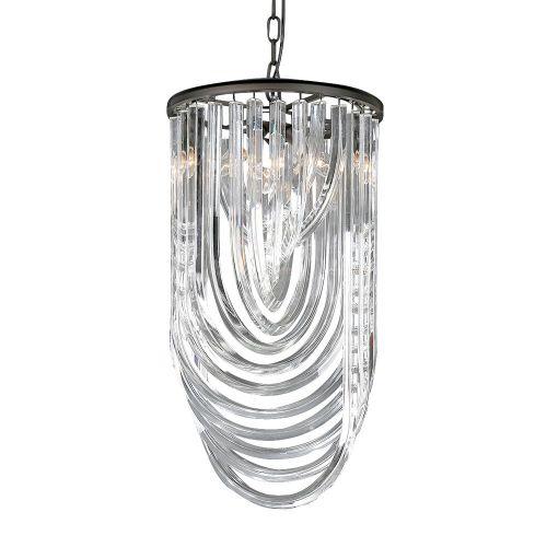 Подвесной светильник Murano 3 black