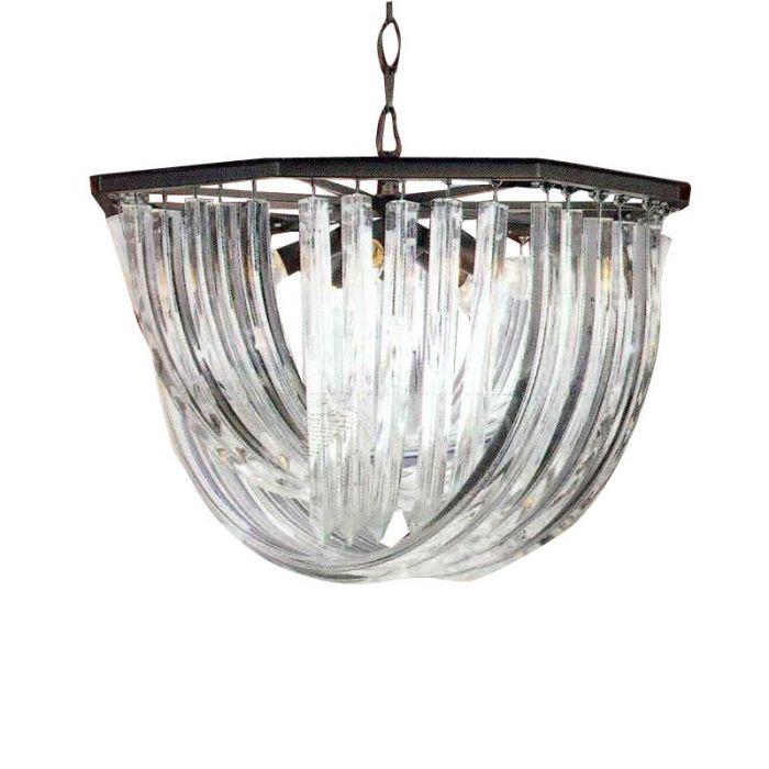 Подвесной светильник Murano 5 black