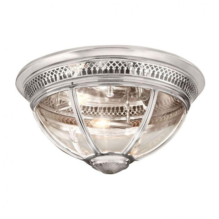 Потолочный светильник Residential 4 nickel