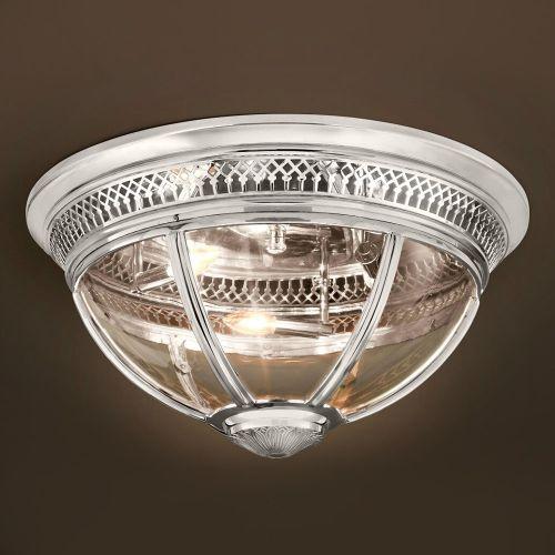 Потолочный светильник Residential 3 nickel