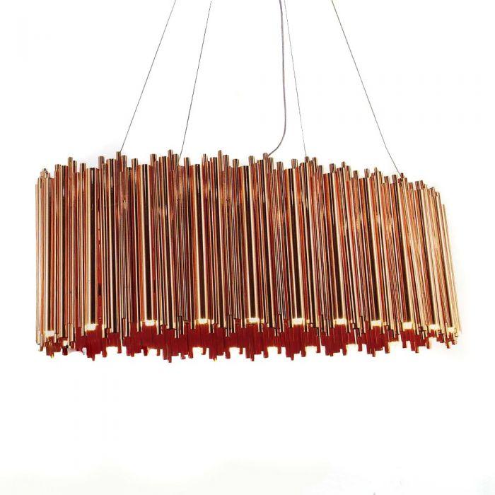 Подвесной светильник Brubeck 24 copper