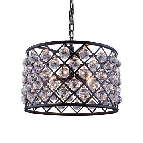 Подвесной светильник Spencer 4 black