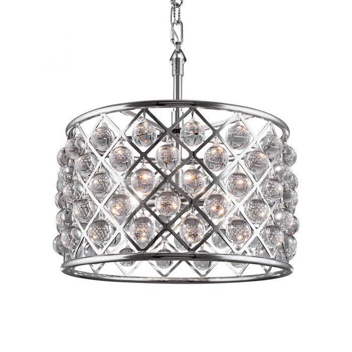 Подвесной светильник Spencer 4 chrome
