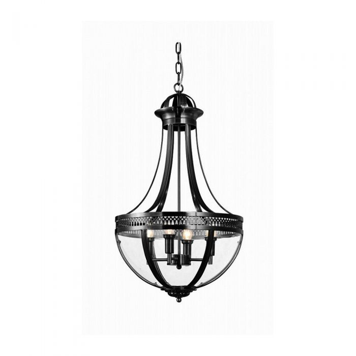 Подвесной светильник Capitol 4 black