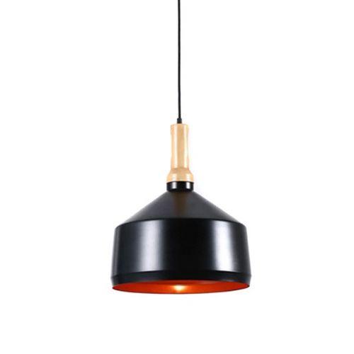 Подвесной светильник KM0289P-1A black