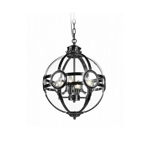 Подвесной светильник Hagerty 3 black