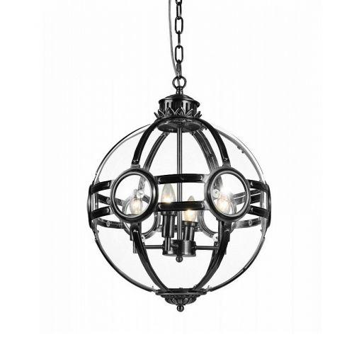 Подвесной светильник Hagerty 4 black