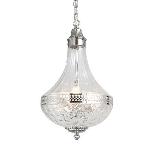Подвесной светильник KG0544P-3 nickel