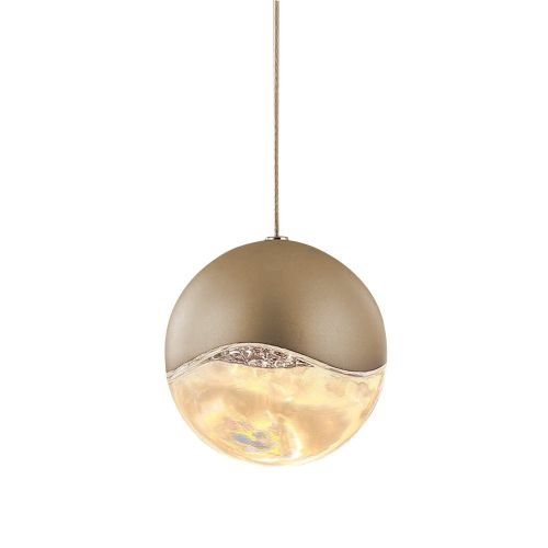 Подвесной светильник Globo 1U gold