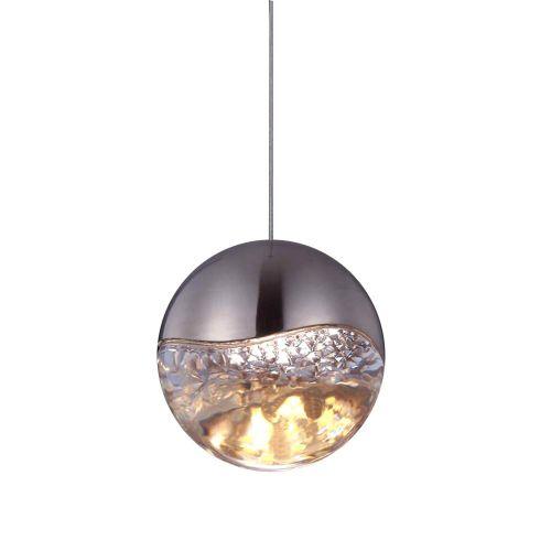 Подвесной светильник Globo 1U nickel