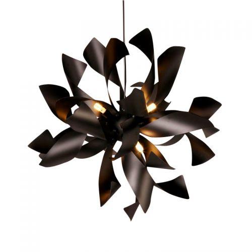 Подвесной светильник Sputnik 6 black