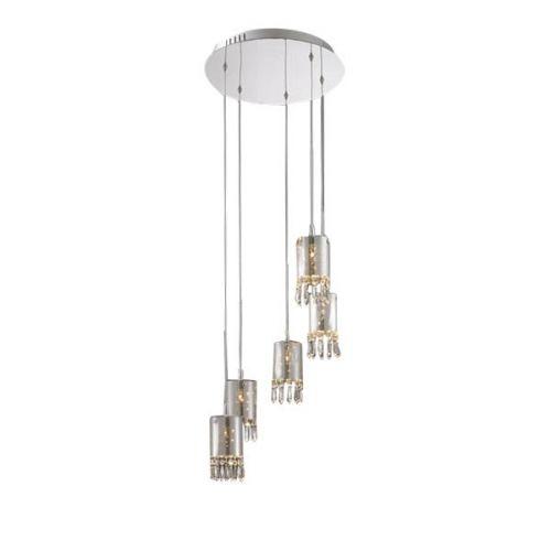 Подвесной светильник Crystal Tube 5