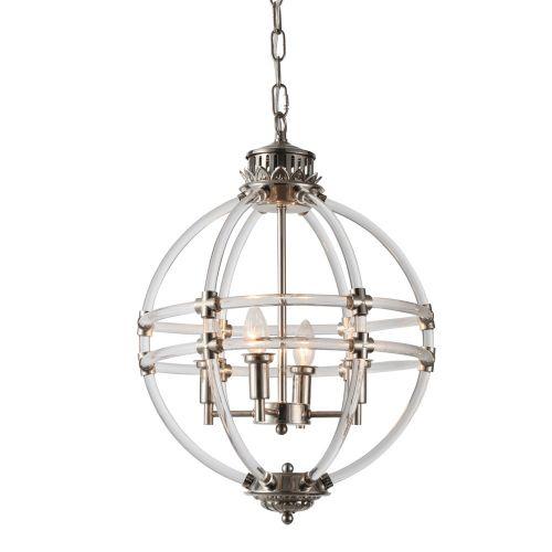 Подвесной светильник Impero nickel