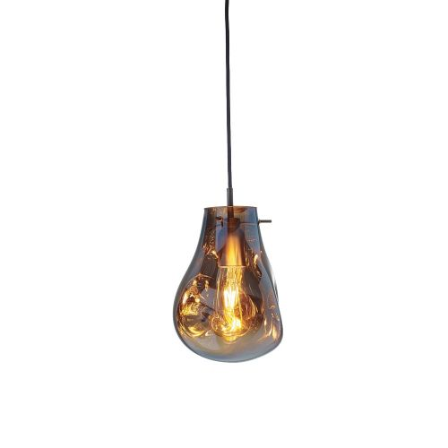 Подвесной светильник Soap A amber