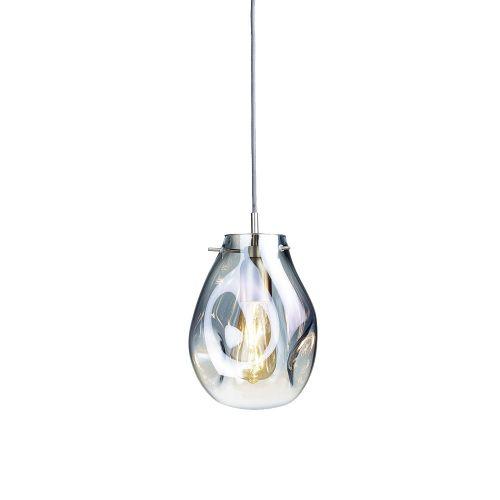 Подвесной светильник Soap A silver
