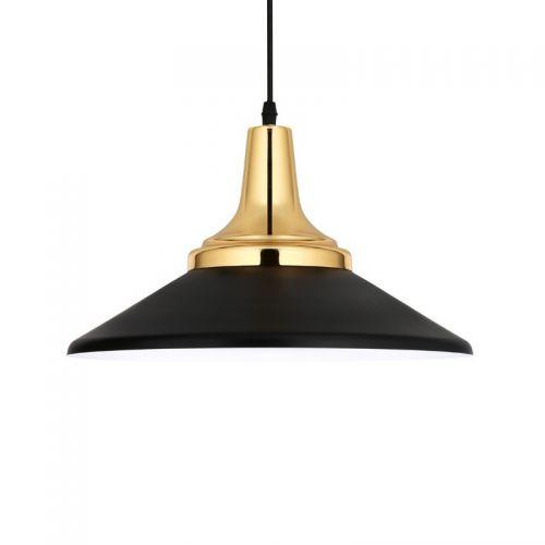 Подвесной светильник 9140/C gold/black