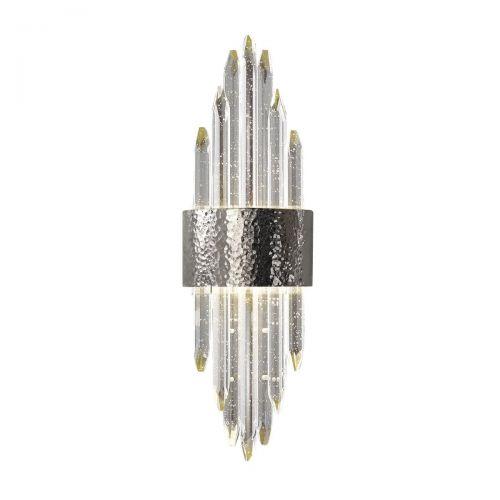 Настенный светильник Aspen nickel