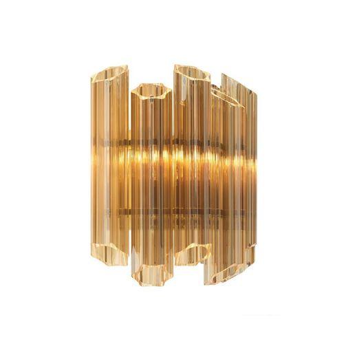 Настенный светильник Vittoria cognac