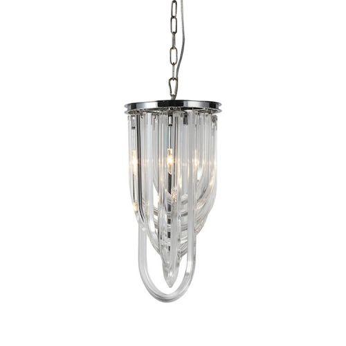 Подвесной светильник Murano S chrome