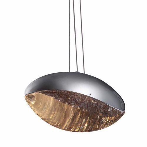 Подвесной светильник Globo 1A nickel