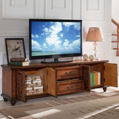 ТВ-тумба Cilan, коричневая