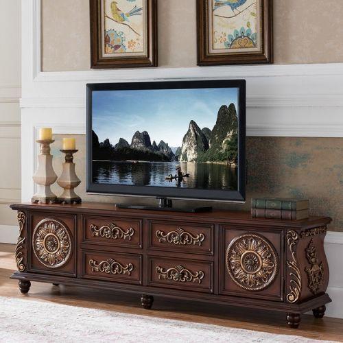 ТВ-тумба Cilan 180, коричневая