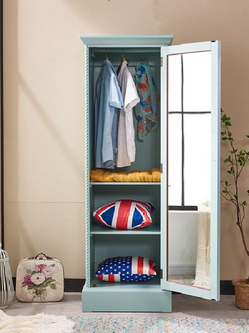 Гардеробный шкаф Fleur chantante, Листья