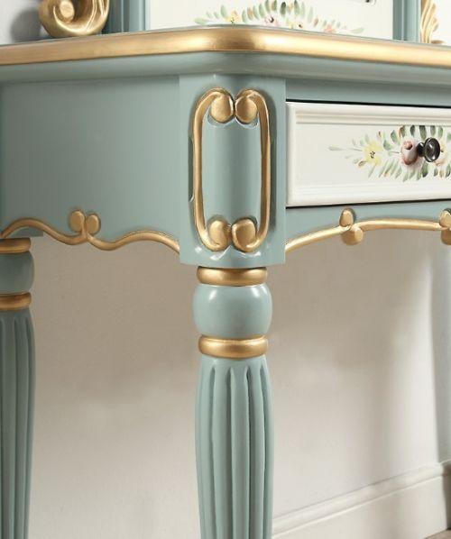 Туалетный столик Fleur chantante 105, Птицы