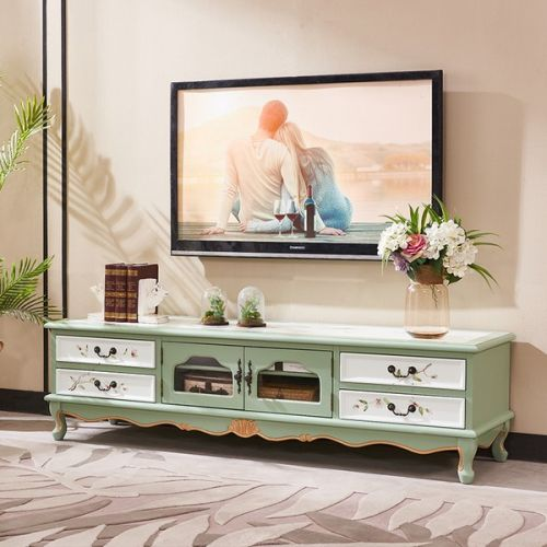 Тумба под TV Fleur chantante, Птицы